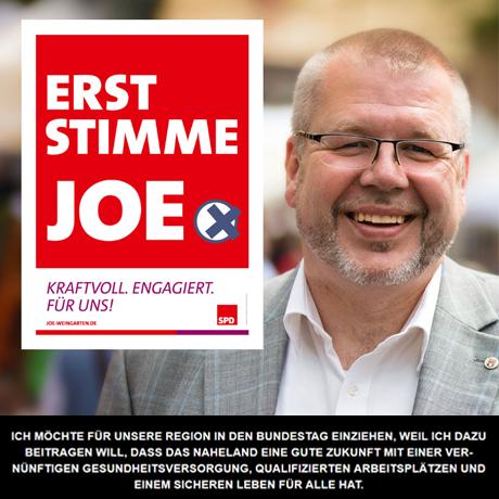 Webseite SPD