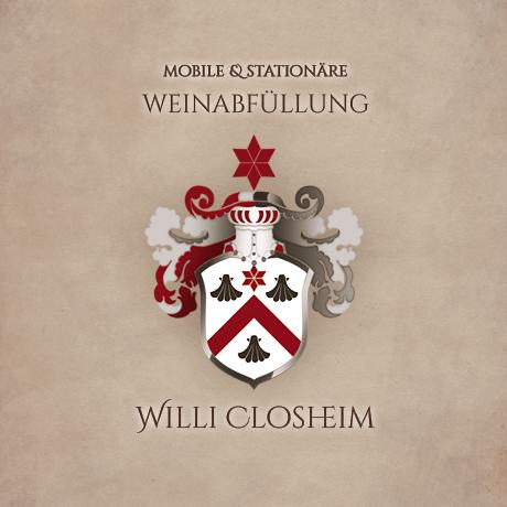 Homepage für Weingut und Weinvertrieb